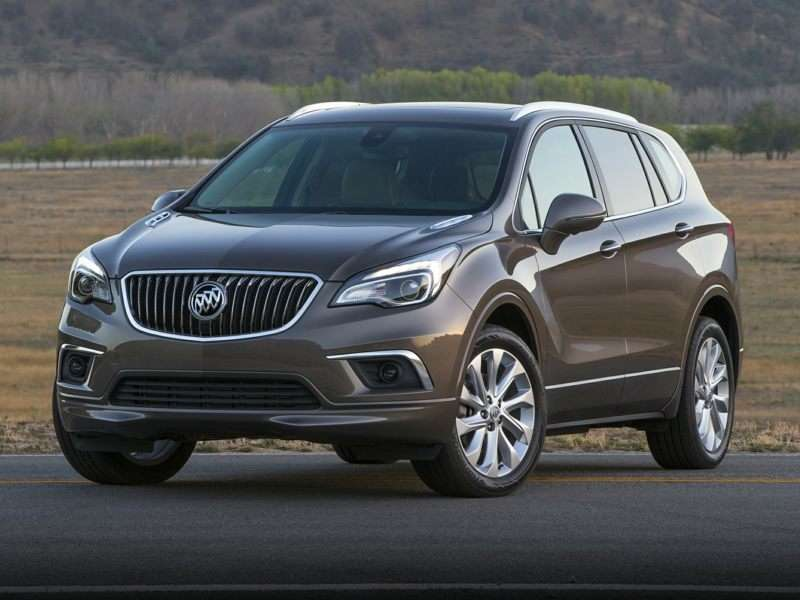 2017 Buick Envision Pictures including Interior and ...
