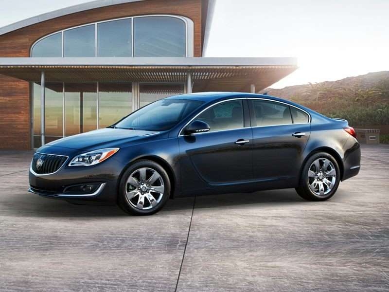 Research the 2017 Buick Regal