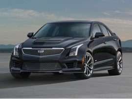 2017 Cadillac ATS-V Base 4dr Rear-wheel Drive Sedan