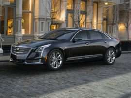 2017 Cadillac CT6 3.0L Twin Turbo Platinum AWD