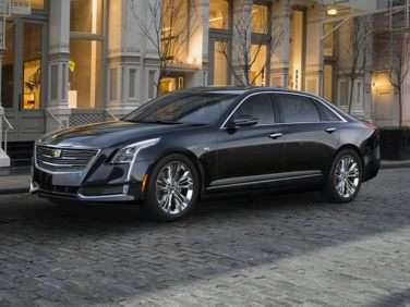 Research the 2017 Cadillac CT6