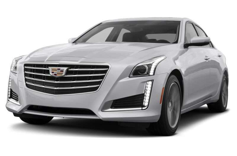 Research the 2017 Cadillac CTS