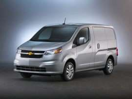 2017 Chevrolet City Express