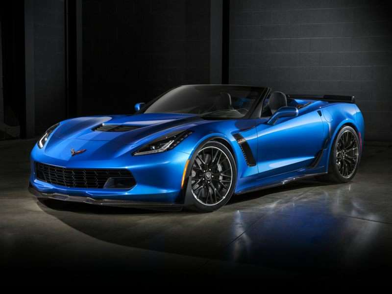 2017 Chevrolet Corvette Z06 Convertible