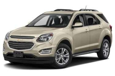 Research the 2017 Chevrolet Equinox