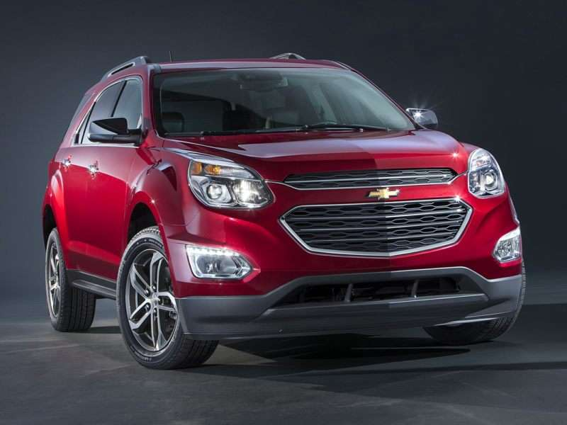 7 2017 Chevrolet Equinox 39 9 Inches