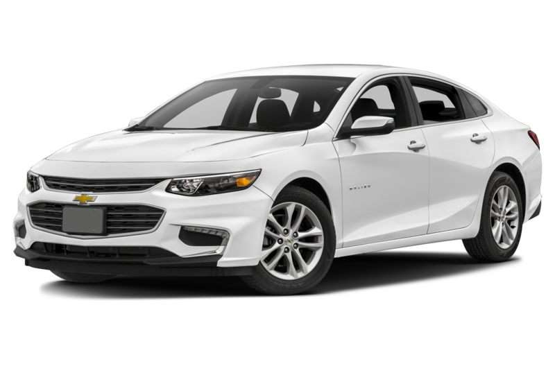 Research the 2017 Chevrolet Malibu
