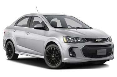 Research the 2017 Chevrolet Sonic
