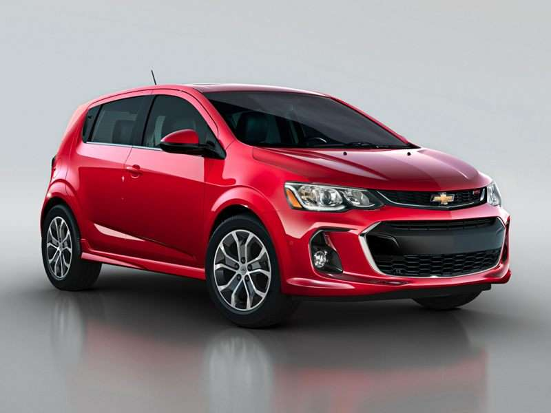2017 Chevrolet Sonic Pictures Including Interior And Exterior Images