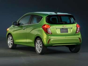 Research the 2017 Chevrolet Spark