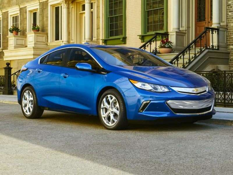 2017 Chevrolet Volt Pictures Including Interior And Exterior Images Autobytel