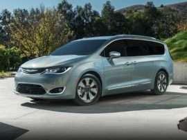 2017 Chrysler Pacifica Hybrid Premium Front Wheel Drive Penger Van