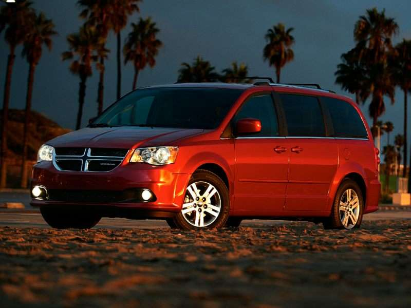 Research the 2017 Dodge Grand Caravan