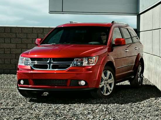 2017 Dodge Journey SE FWD Original Model Code