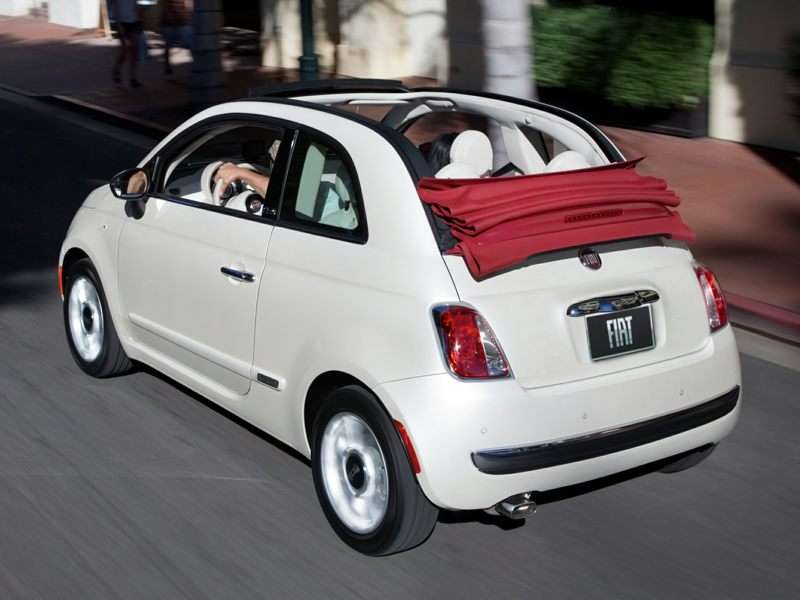 Research the 2017 FIAT 500c