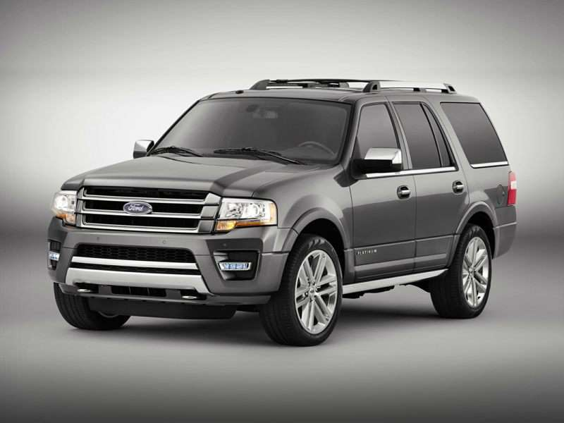 2017 Ford Expedition Platinum 4x4