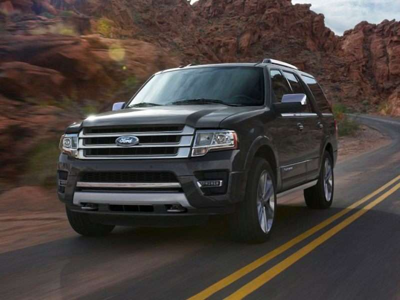 Research the 2017 Ford Expedition