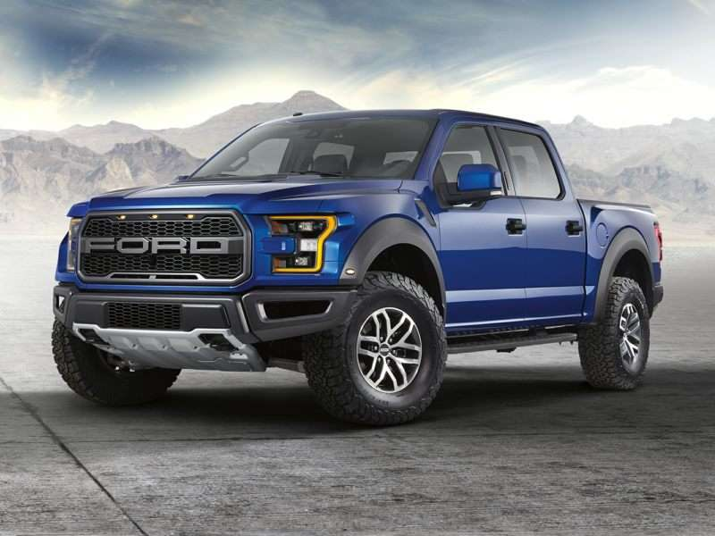 Research the 2017 Ford F-150