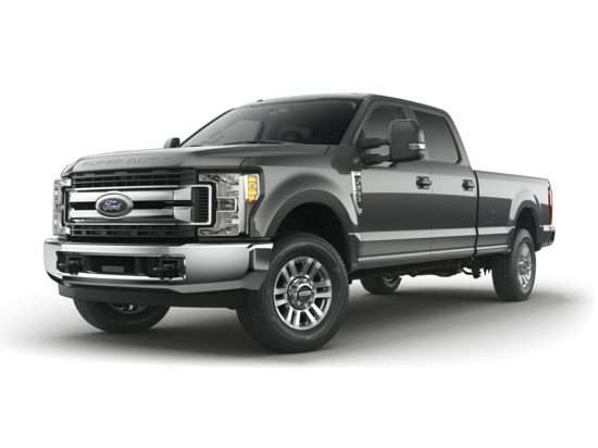2017 Ford F-250 XLT 4x2 SD Crew Cab Short Box