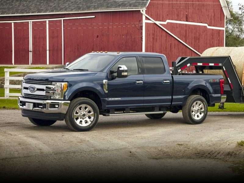 Research the 2017 Ford F-350
