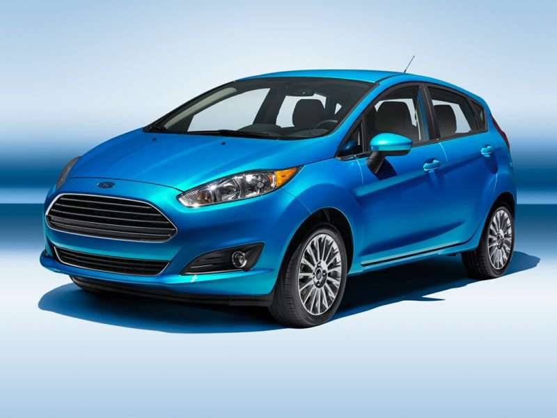 2017 Ford Fiesta S & Top 10 Least Expensive Coupes Affordable Small Cars and Compact ... markmcfarlin.com