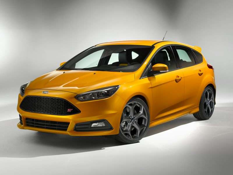 Research the 2017 Ford Focus ST