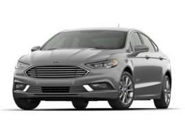 2017 Ford Fusion Energi SE Luxury 4dr Front-wheel Drive Sedan