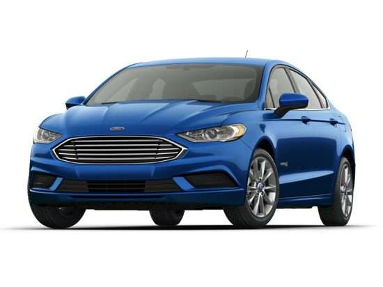2017 Ford Fusion Hybrid Models Trims Information And Details Autobytel