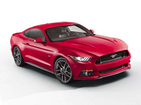 2017 Ford Mustang Models Trims Information And Details Autobytel