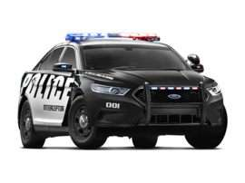 2017 Ford Sedan Police Interceptor Base All-wheel Drive