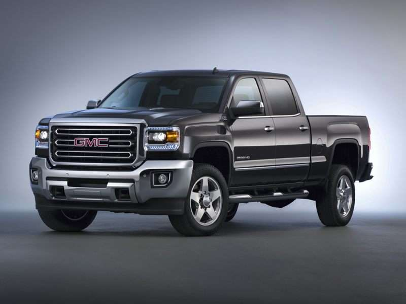 Research the 2017 GMC Sierra 2500HD