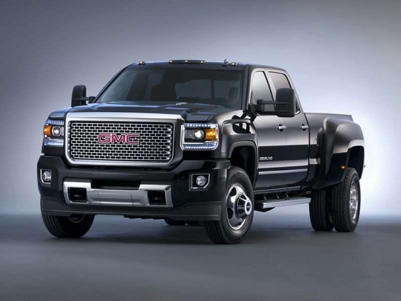 2017 GMC Sierra 3500HD Pictures including Interior and ...
