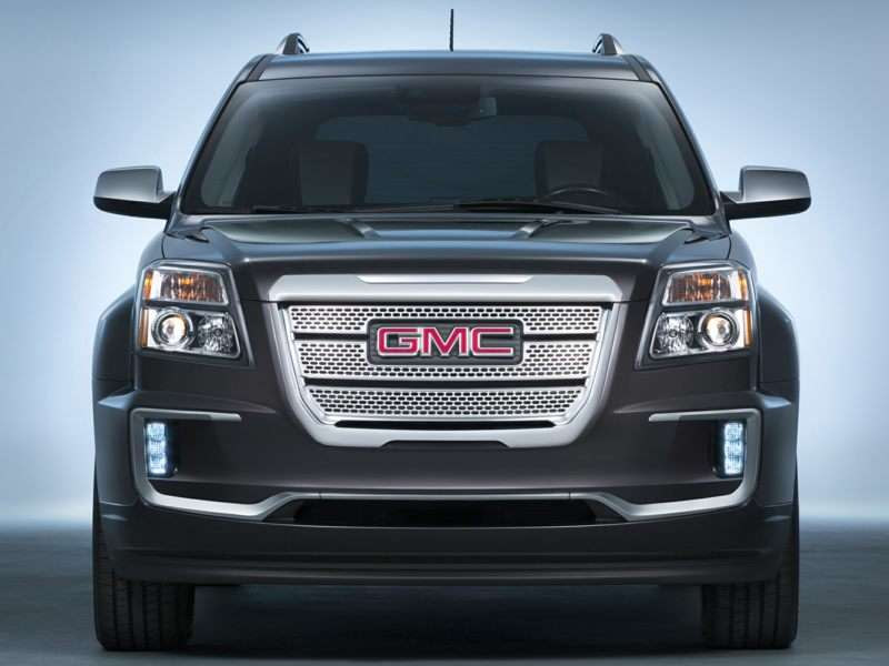 2017 GMC Terrain Road Test and Review