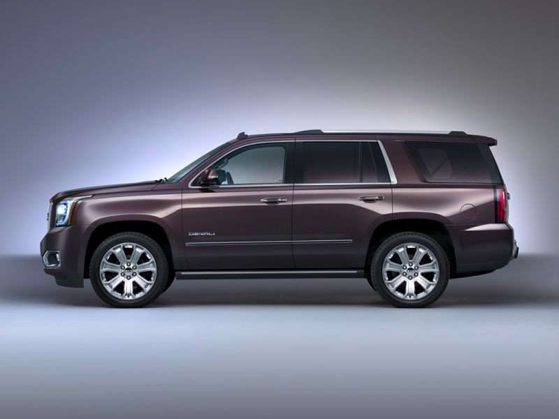 Research the 2017 GMC Yukon