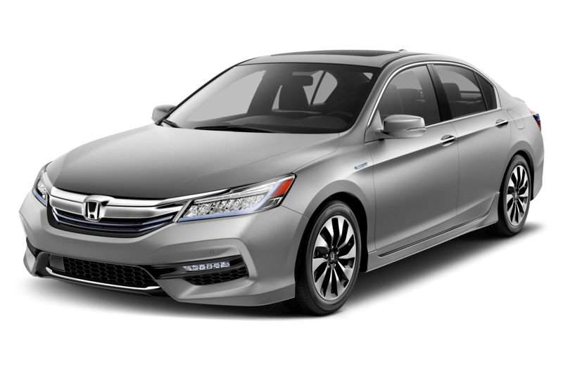 Research the 2017 Honda Accord Hybrid