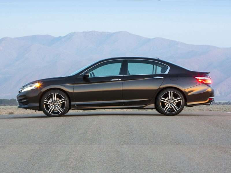 Research the 2017 Honda Accord