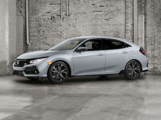 2017 Honda Civic LX (M6) Hatchback