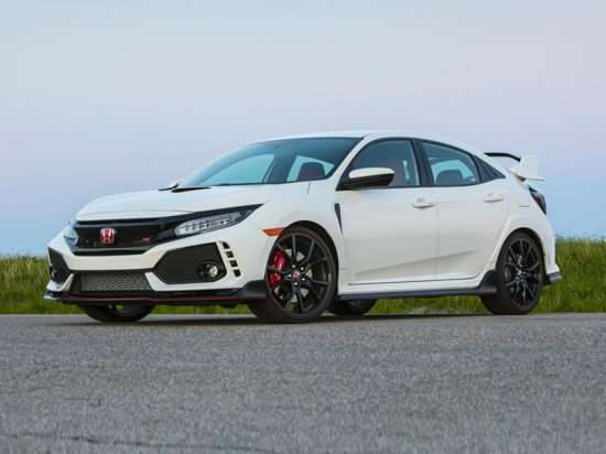 2017 Honda Civic Type R Touring (M6) Hatchback