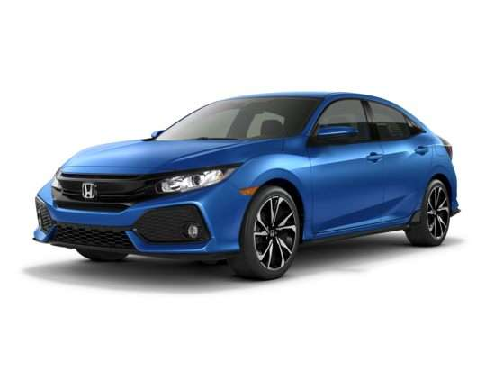 2017 Honda Civic Sport (CVT) Hatchback