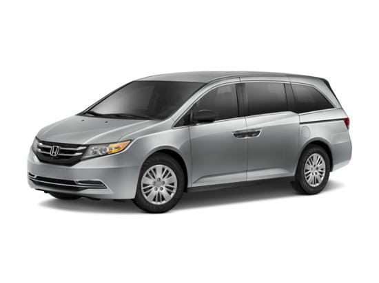 2017 Honda Odyssey Models Trims Information And Details