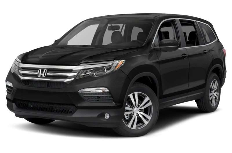 Research the 2017 Honda Pilot