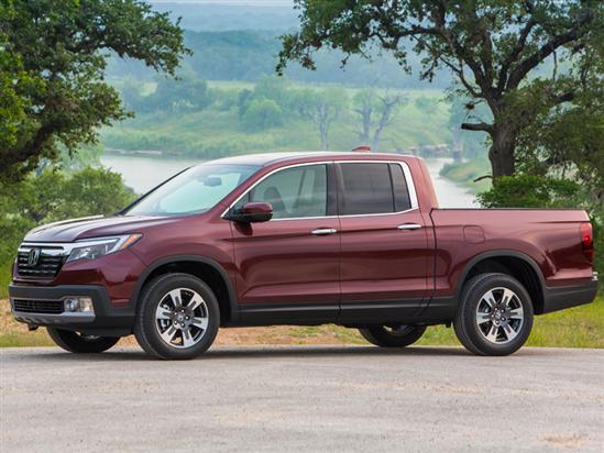 2017 Honda Odyssey Msrp >> 2017 Honda Ridgeline Models, Trims, Information, and Details   Autobytel.com