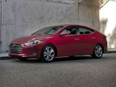 Research the 2017 Hyundai Elantra