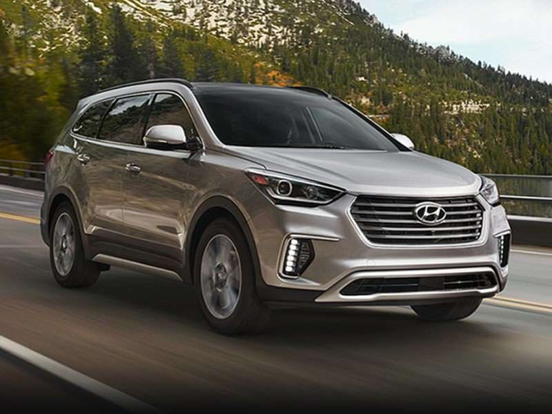 Research the 2017 Hyundai Santa Fe