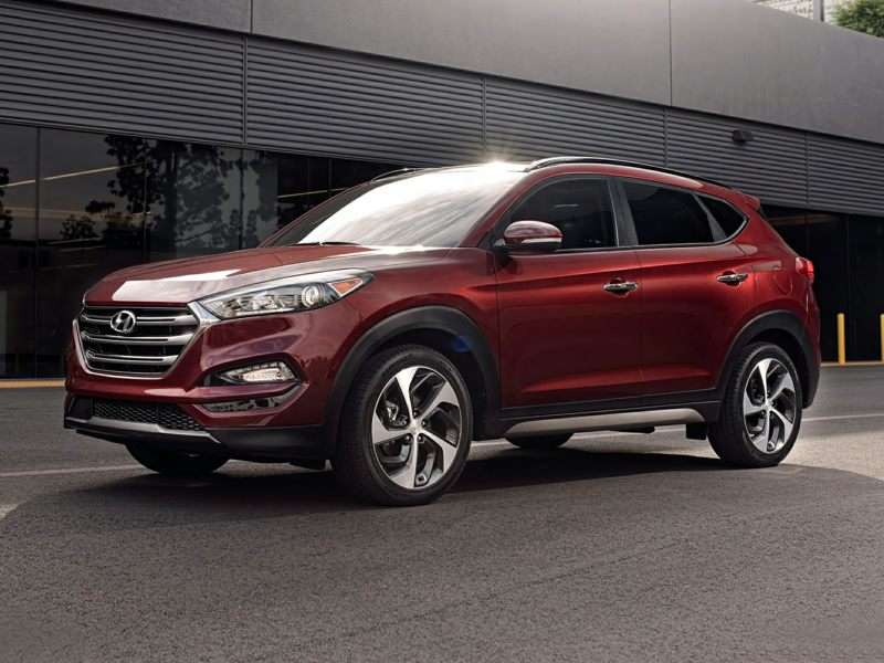 Research the 2017 Hyundai Tucson