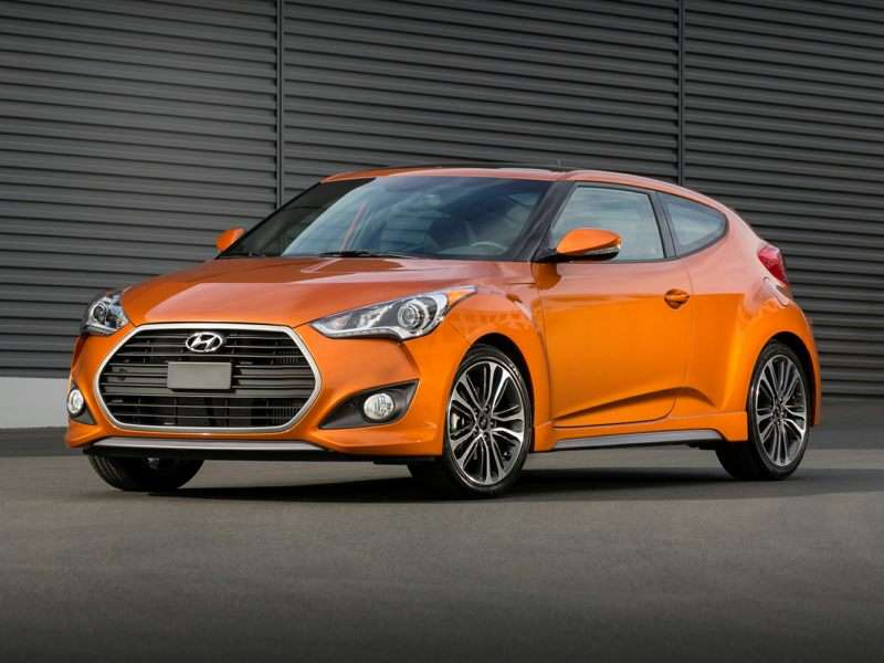 Research the 2017 Hyundai Veloster