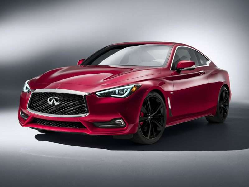 Research the 2017 Infiniti Q60