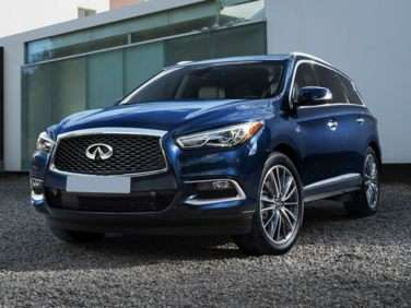 Research The 2017 Infiniti QX60 Hybrid