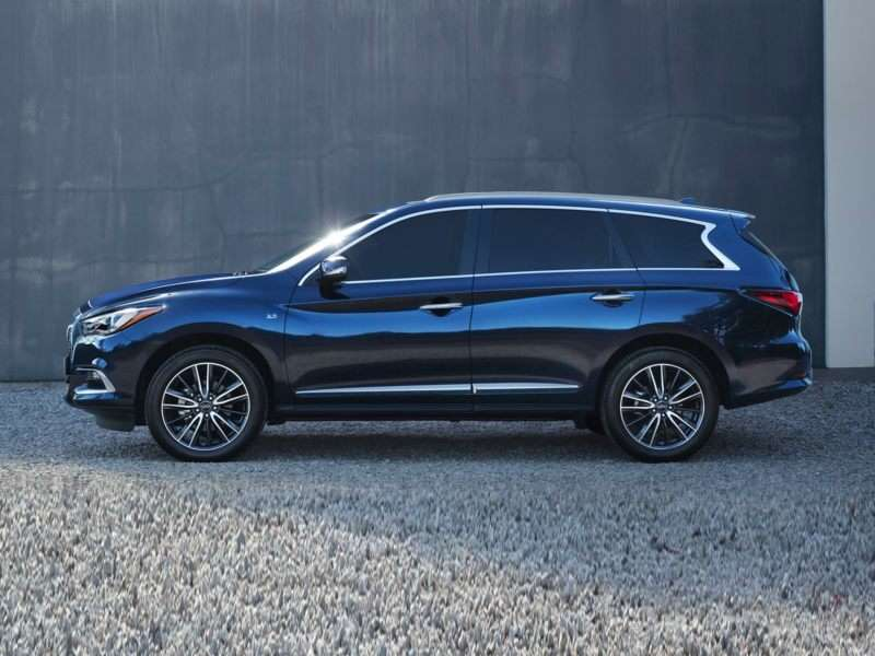 2017 Infiniti Qx60 Hybrid Pictures Including Interior And Exterior Images Autobytel