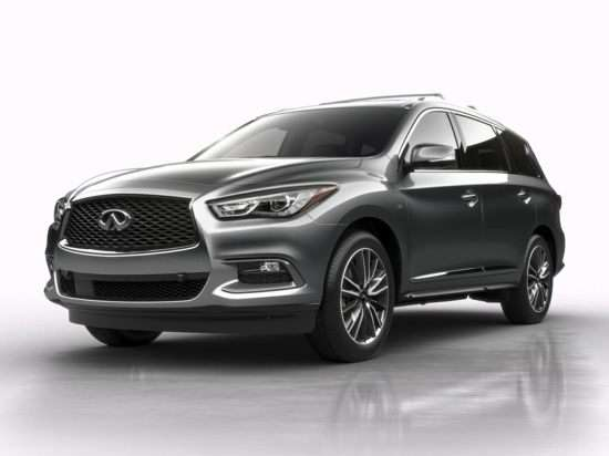 2017 Infiniti QX60 Models, Trims, Information, and Details ...